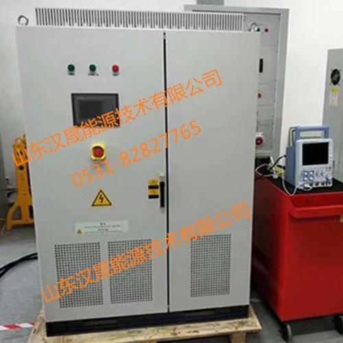 汉晟能源三相150KVA60Hz交流变频电源在国际知名LED生产企业应用