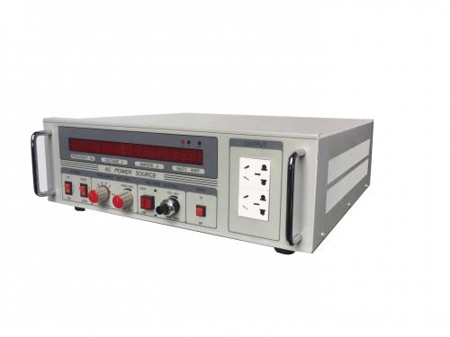 如何正确选择变频电源及产品容量