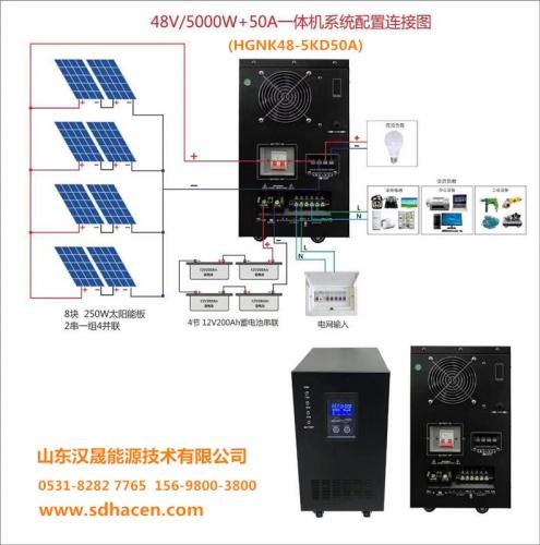 家庭用户怎样选择光伏离网逆变器和发电系统