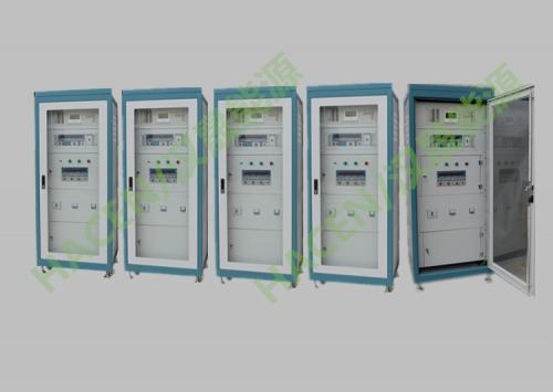 总容量1000KVA空调联调交直流综合供电电源柜交付中车集团