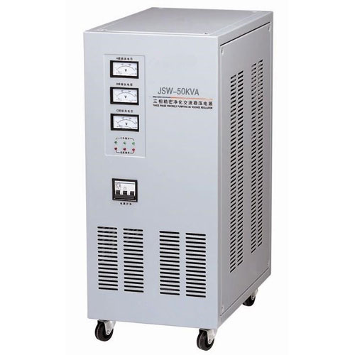 JSW三相净化稳压电源