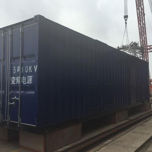 辽宁户外移动式高压岸电电源