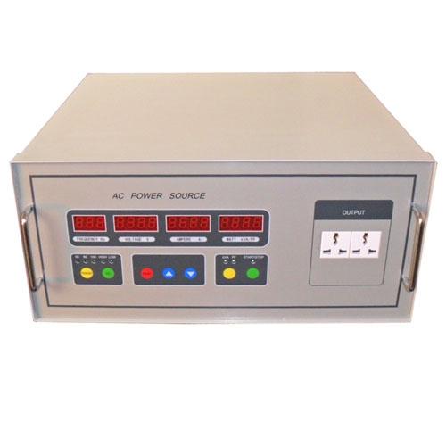 单相程控交流变频电源