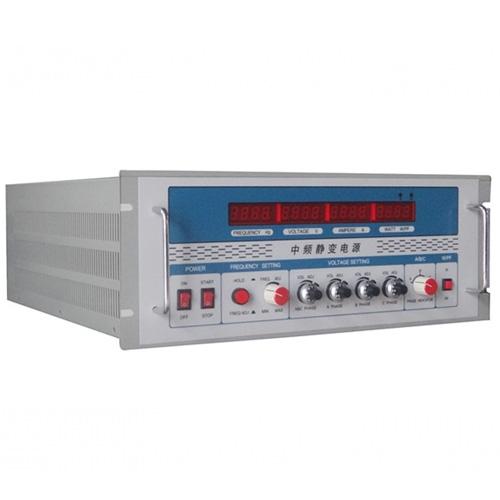 北京115V400Hz中频静变电源
