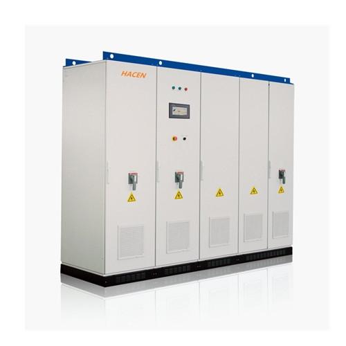 光伏油机市电互补发电系统